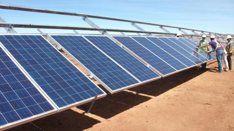 Kenya unveils plans to construct largest solar power plant in East Africa