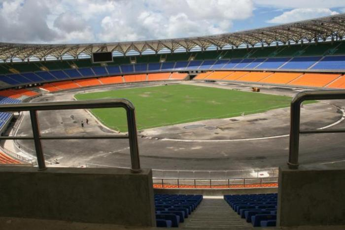 Scandal rocks stadium contractor in Tanzania