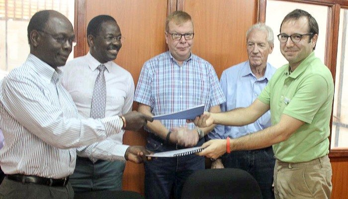 New distributor for Sandvik Construction in Uganda