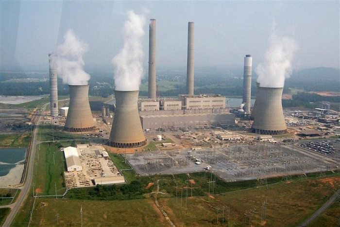 Image result for coal power plant