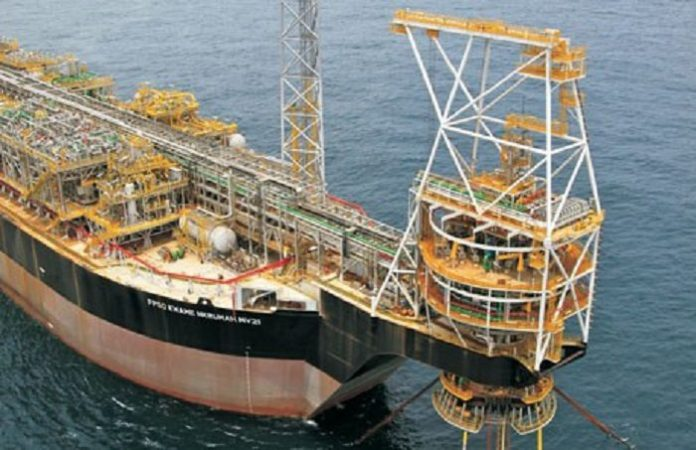Construction work on the Sankofa gas project in Ghana begins