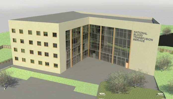 Ethiopia constructs a National Blood Transfusion Service Centre