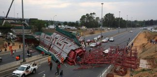 Inquiry into Grayston Drive bridge collapse in South Africa put on hold