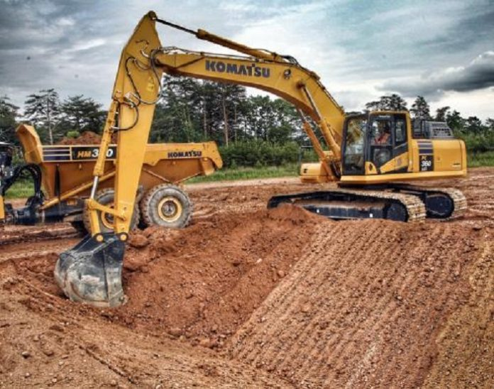 Komatsu launches PC360LCi-11 Intelligent Excavators