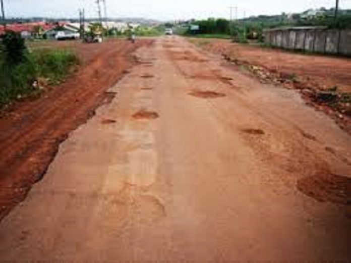 Construction of major road in Nigeria on track