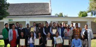 Building contractors in South Africa complete advanced training programme