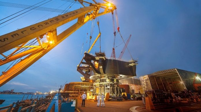 Tullow Oil says TEN project in Ghana almost complete