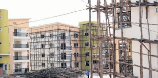 Private equity firm in Zambia constructs several houses in Lusaka