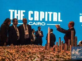 Chinese firms support construction of new capital in Egypt