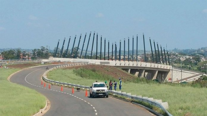 Cornubia interchange in South Africa to create significant benefits for businesses