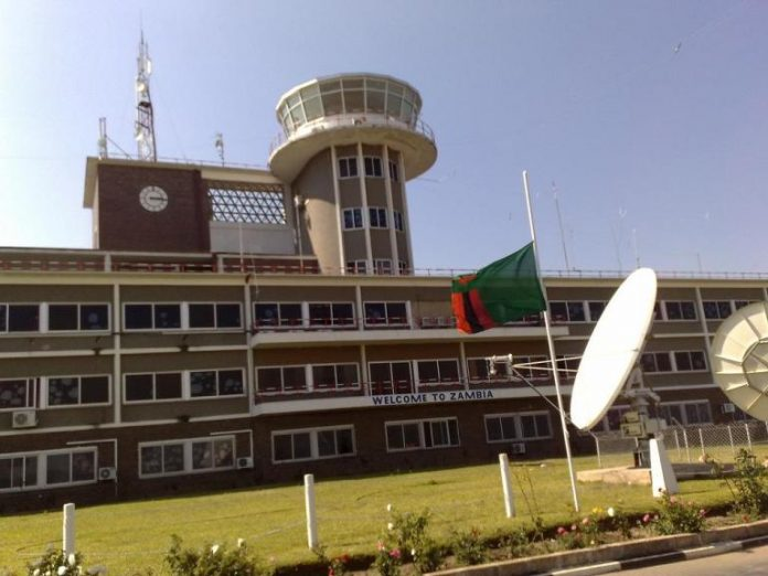 Construction of Kenneth Kaunda Airport in Zambia nears completion