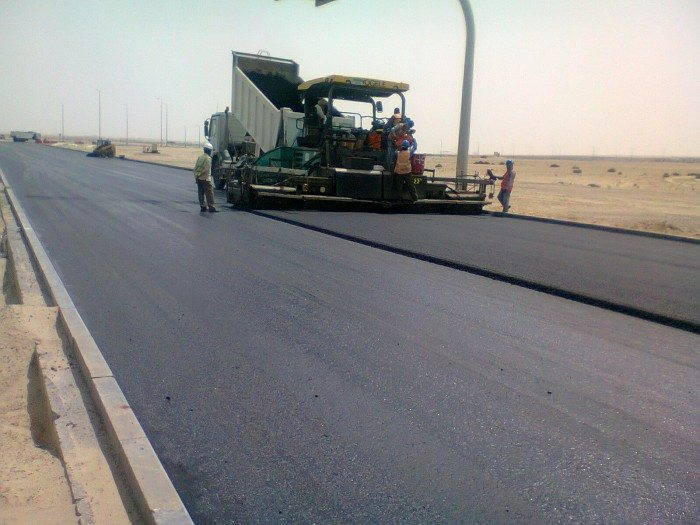Tanzanian government Keen on roads construction