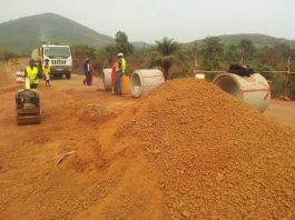 Construction of major Highway in Sierra Leone launched