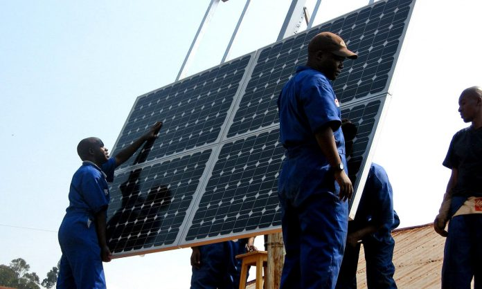 PwC report hails private sector in Africa for availing power in rural areas