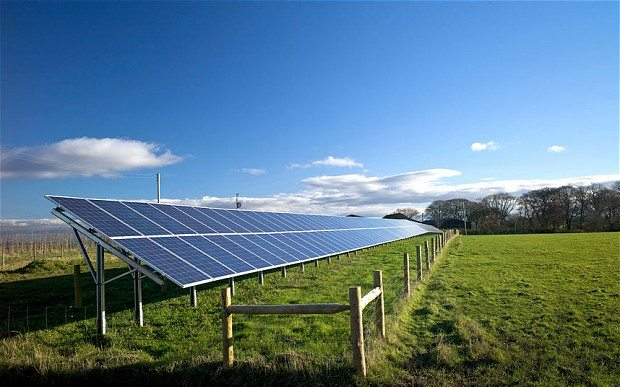 Department of Energy in South Africa to look into solar parks
