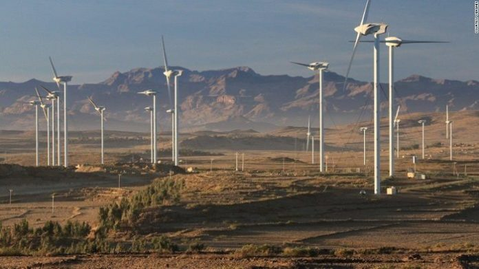 The African Center for Energy Policy championing for wind energy in Ghana