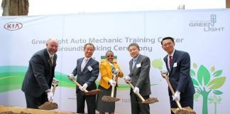 Auto mechanic training centres in Kenya and Ethiopia to be constructed