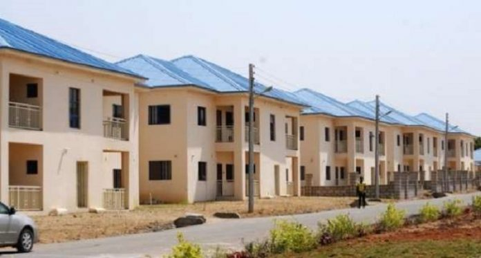 Chinese firm to construct 1,000 houses for civil servants in Nigeria
