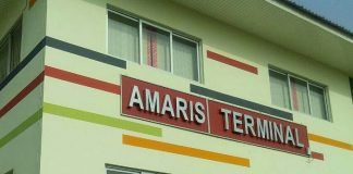 Ghana launches newly constructed Amaris Terminal