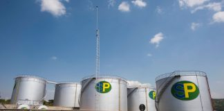 A US$ 22m fuel depot in Rwanda launched