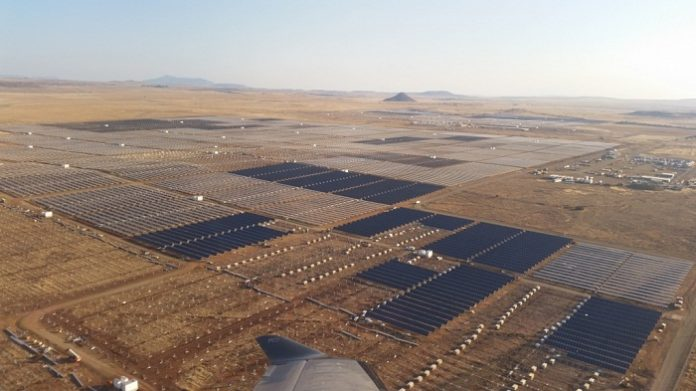 Construction of Morocco's First solar thermodynamic plant in good course