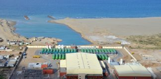 A major desalination plant in Egypt to be constructed