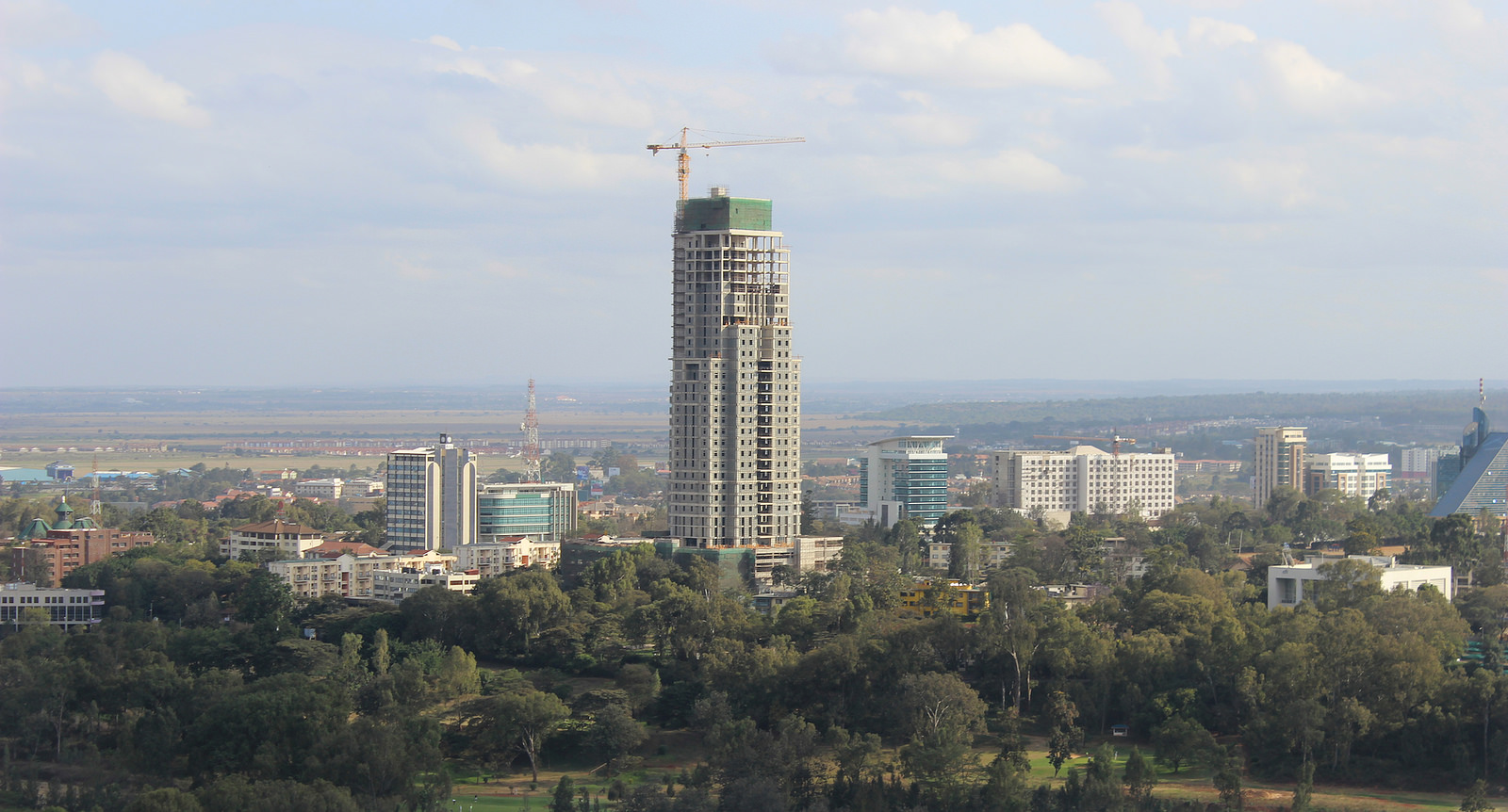 UAP soars high with 33 storey business complex