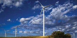 Mega onshore wind farm in South Africa commissioned