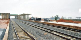 China to construct the Lagos-Calabar coastal railway line in Nigeria