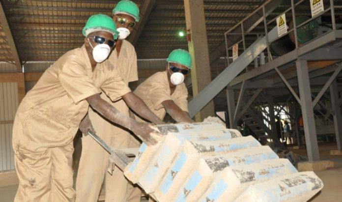 Cimerwa results help boost Pretoria Portland Cement revenue