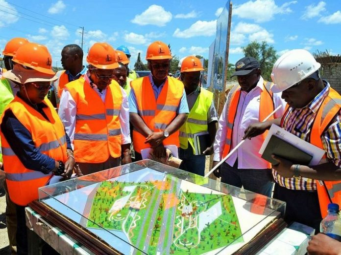Construction of ultra modern weighbridges in Kenya nears completion