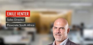 Flowcrete South Africa appoints new Sales Director