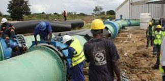 Expansion of Upper Ruvu water treatment plant in Tanzania complete