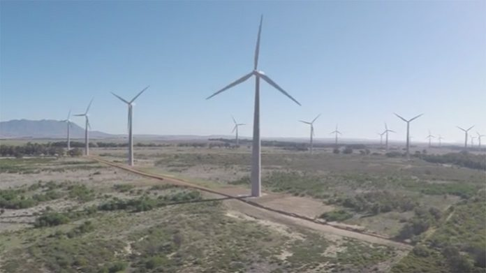 Gouda Wind Farm in South Africa wins major award