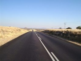 US$65m dual carriageways in Namibia to be constructed