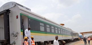 Africa's first China-assisted railway line launched in Nigeria