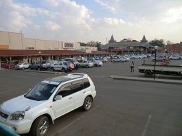 Construction of phase two of Tsumeb mall in Namibia halted