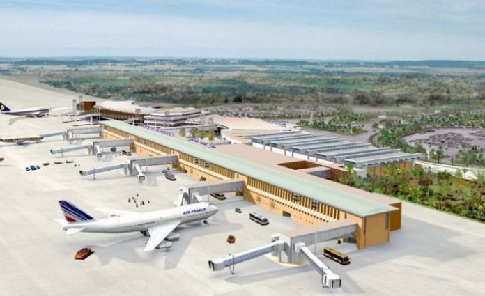 Construction of Dodoma Airport in Tanzania picks pace