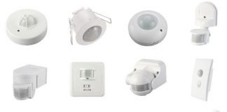Gasim Electric: Motion sensor switches