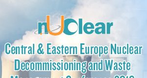 Central & Eastern Europe Nuclear Decommissioning and Waste Management Congress 2016
