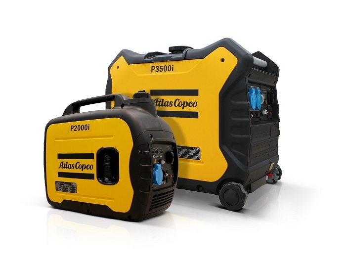 Atlas Copco Has Launched Two New Inverter Power Ip