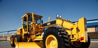 Care and maintenance for road graders