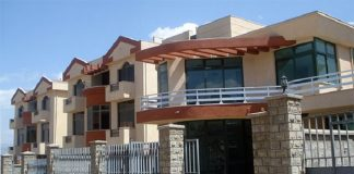 Chinese firm begins constructing luxury apartments in Ethiopia