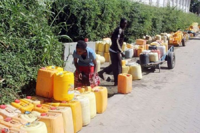 Kenya's Coastal region hit by water shortage