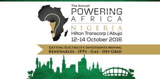 Nigeria's power finance and energy investors to meet with government in Abuja this October