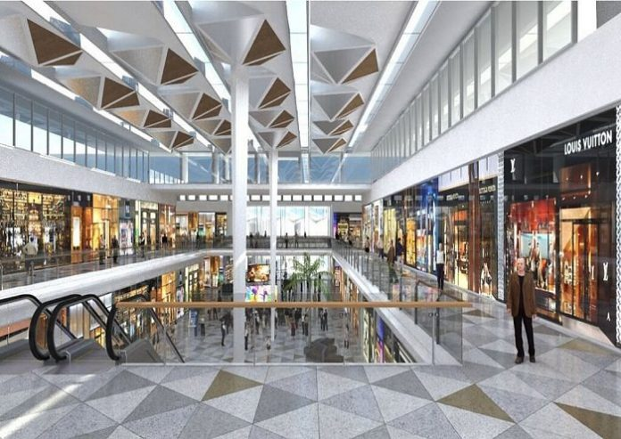 Construction of shopping malls in Nigeria booms