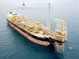 Tullow's TEN project in Ghana 99% complete