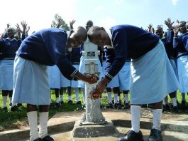 Kenya schools connected to power to get drilled water