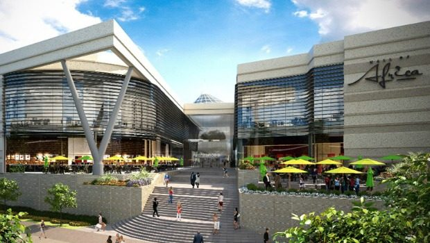 The Mall of Africa opened in and is the largest retail experience ever built in South Africa to date, covering , square metres of retail space with two main shopping levels connecting directly to Waterfall City Park.