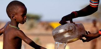 Africa awaits major water crisis, statistics
